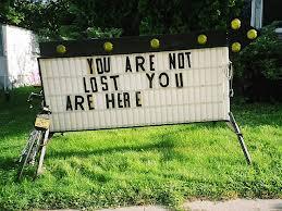 Fate ciò che potete, con ciò che avete, dove siete.